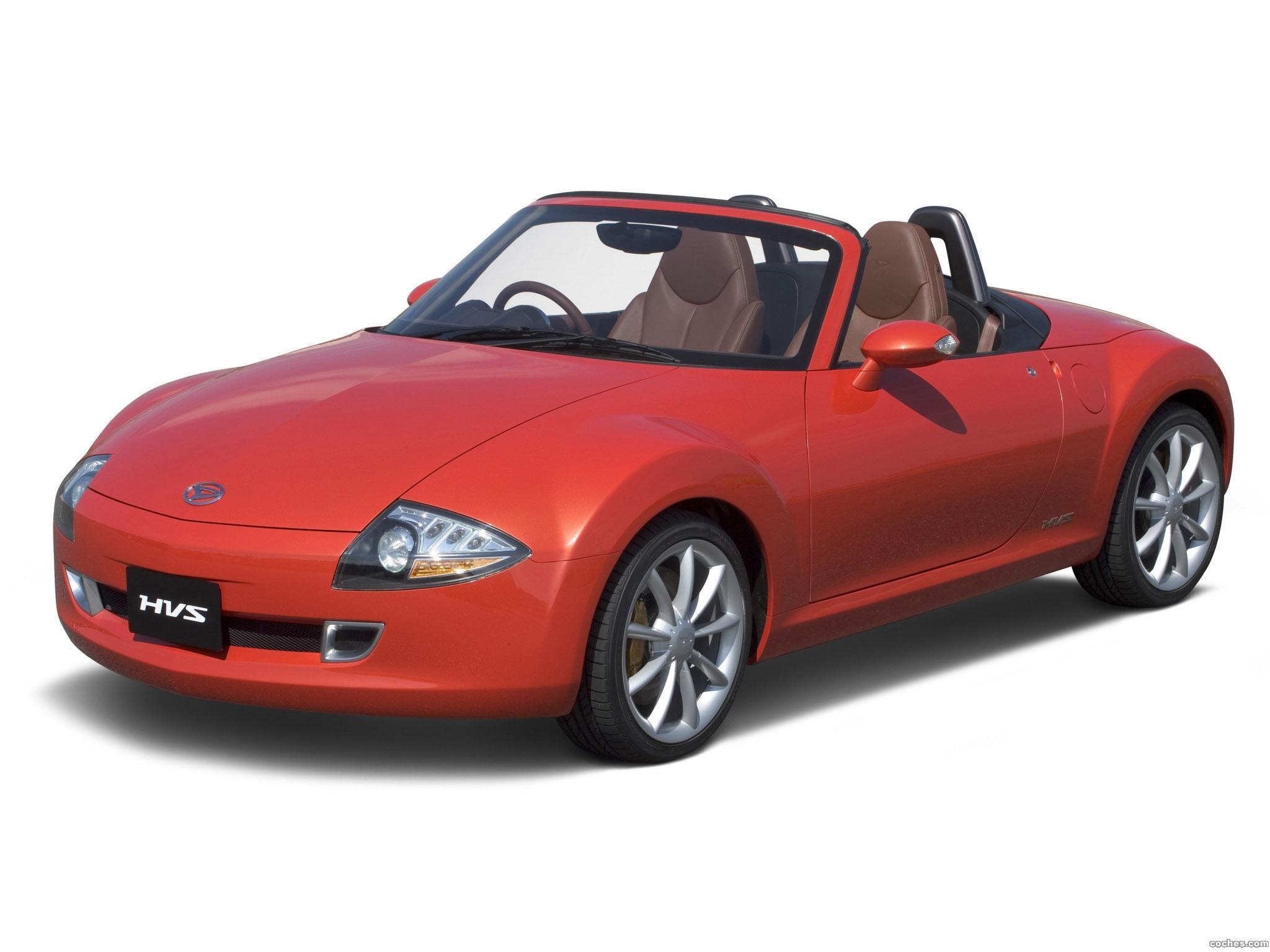 Foto 0 de Daihatsu HVS Concept 2005