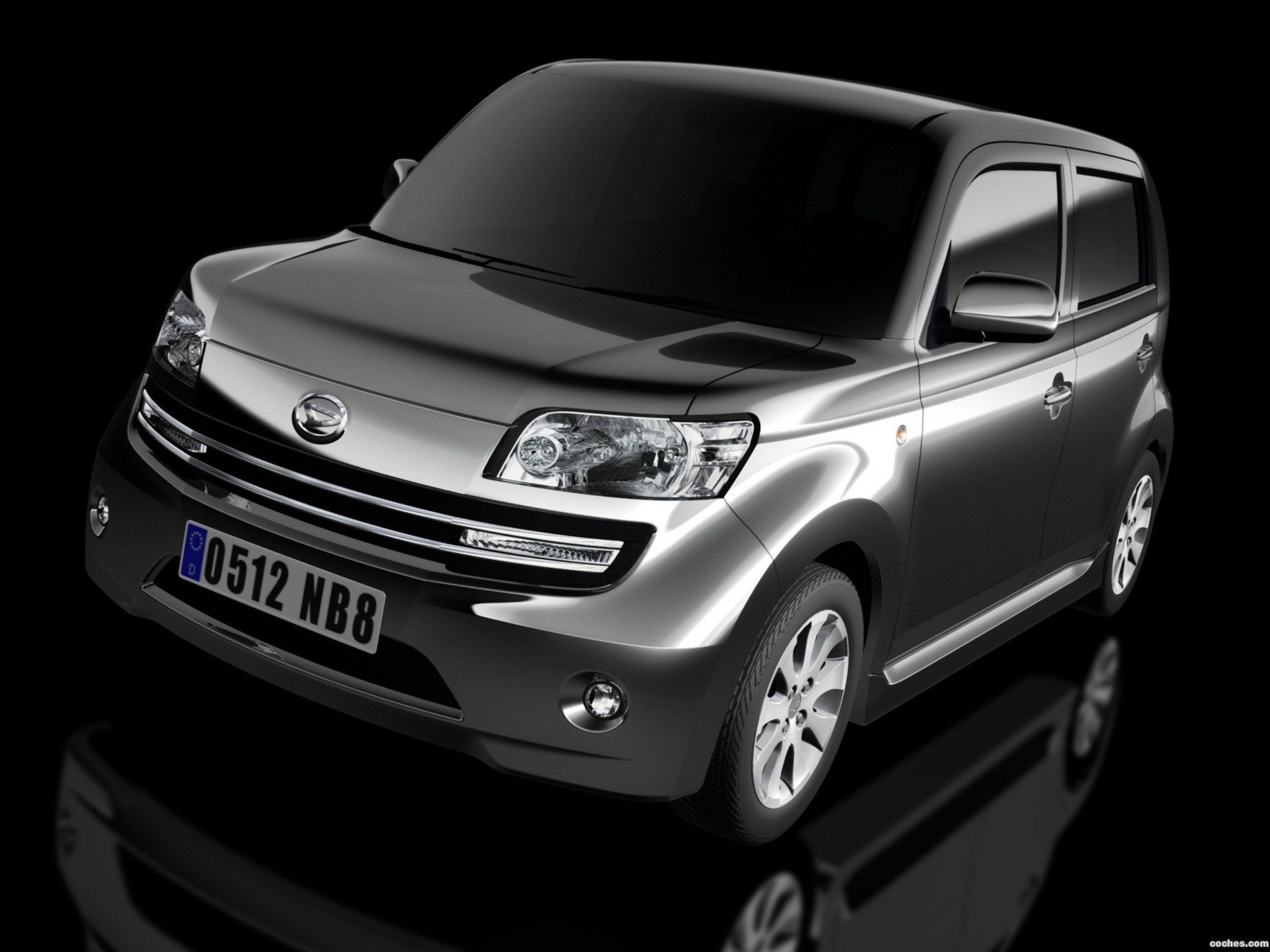 Foto 0 de Daihatsu Materia D Compact Wagon 2006