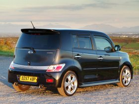 Ver foto 2 de Daihatsu Materia Styling Package UK 2006