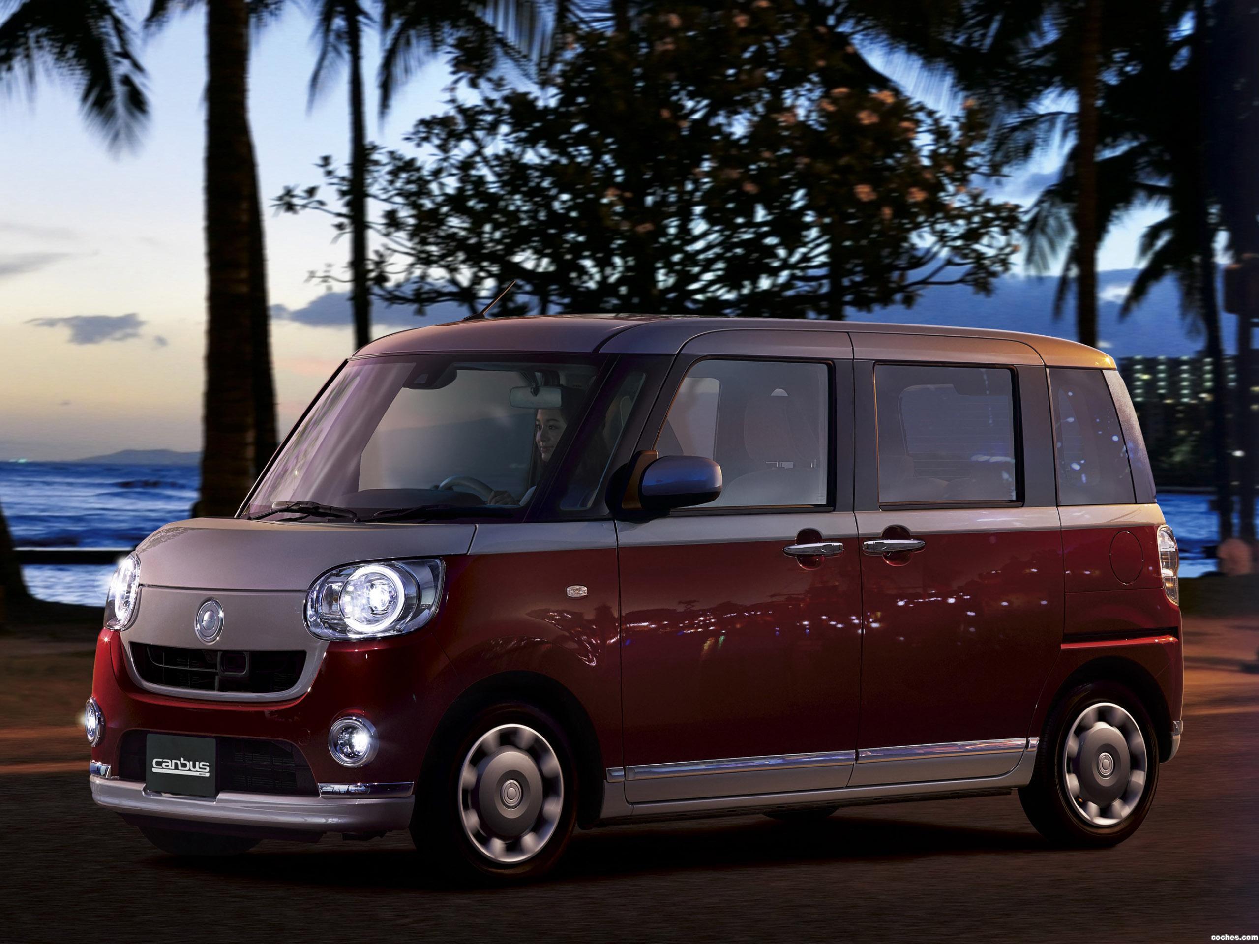 Foto 0 de Daihatsu Move Canbus 2016