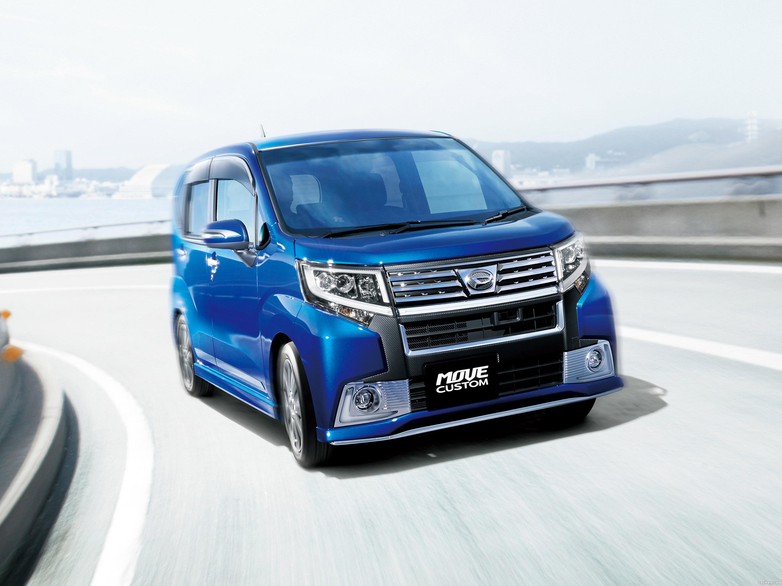 Foto 0 de Daihatsu Move Custom 2014