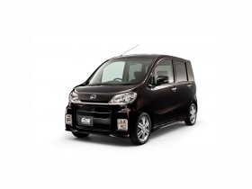 Ver foto 1 de Daihatsu Tanto EXE Custom 2009