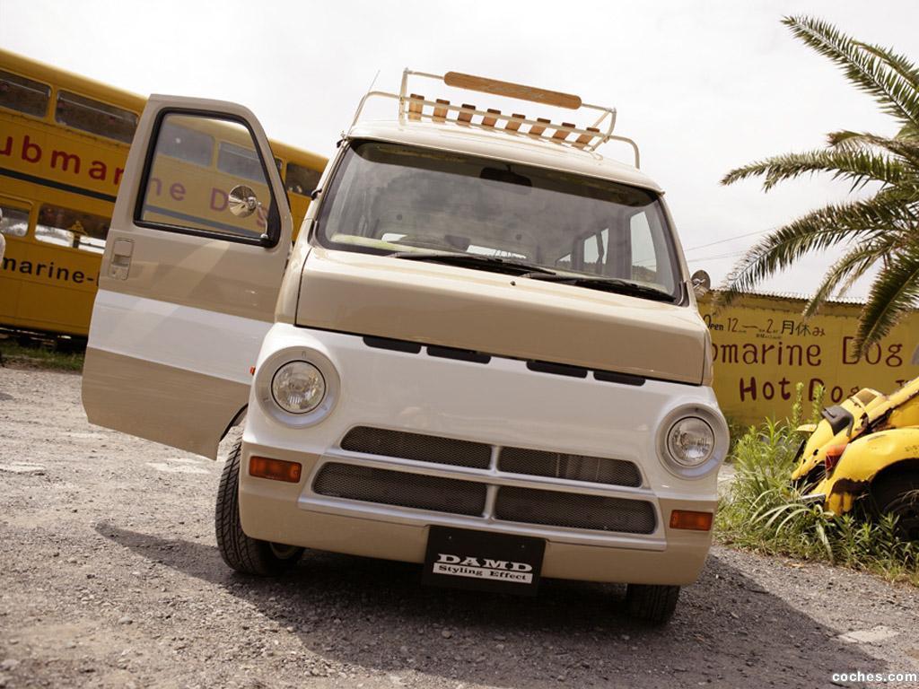 Foto 2 de Honda Acty Locoboy Type II by Damd 2001