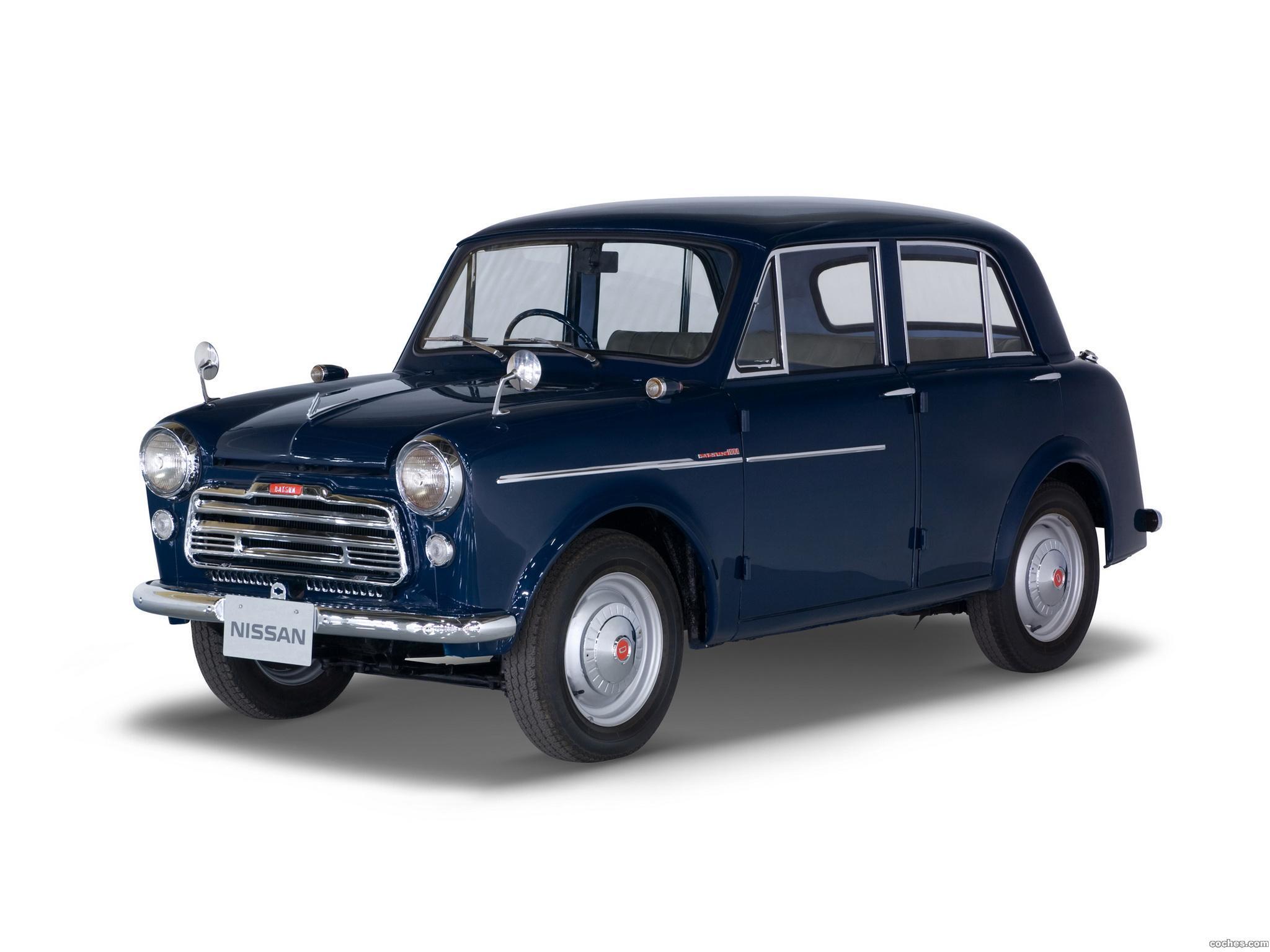 Foto 0 de Datsun 1000 210 1958