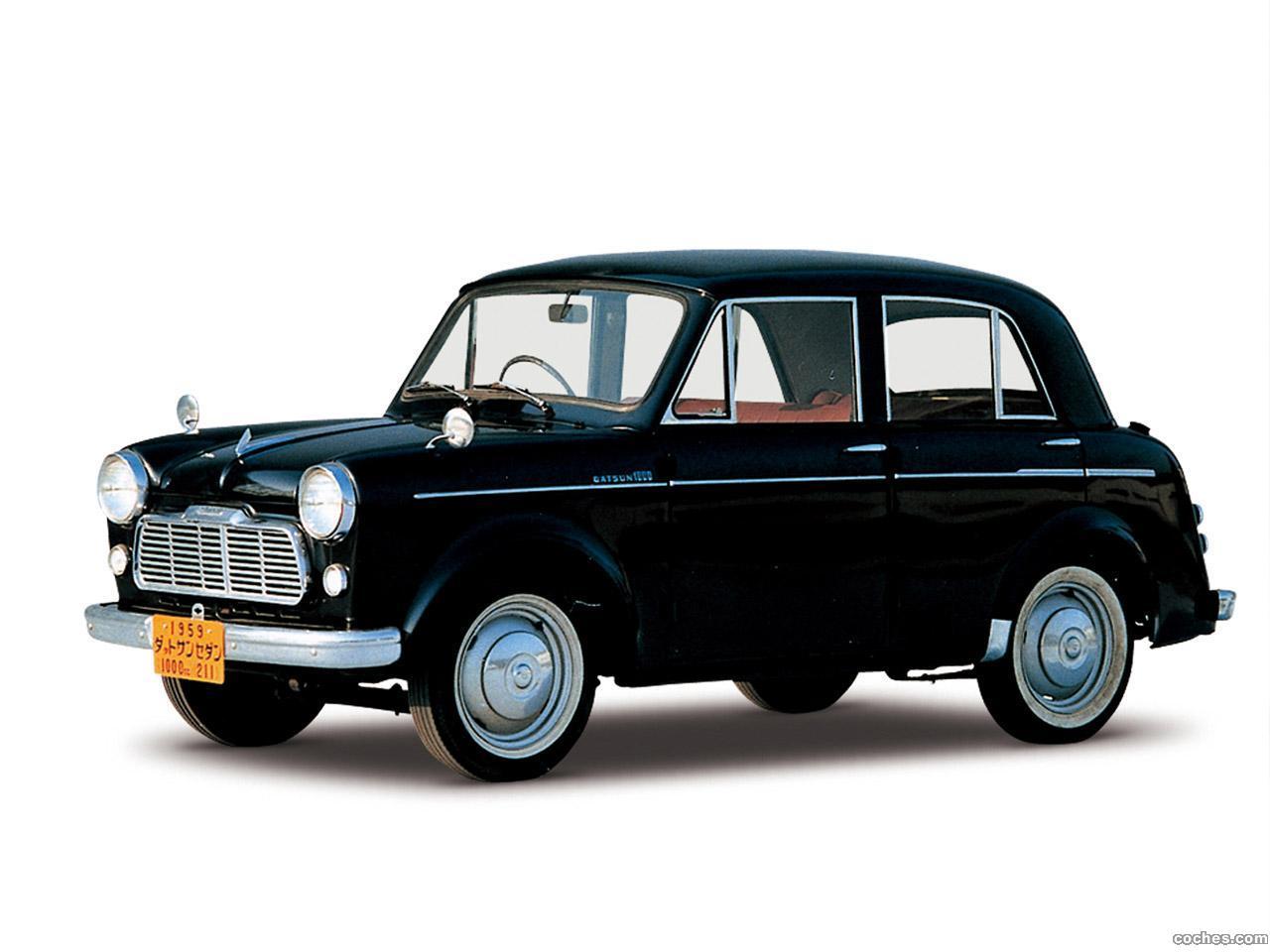 Foto 1 de Datsun 1000 211 1959