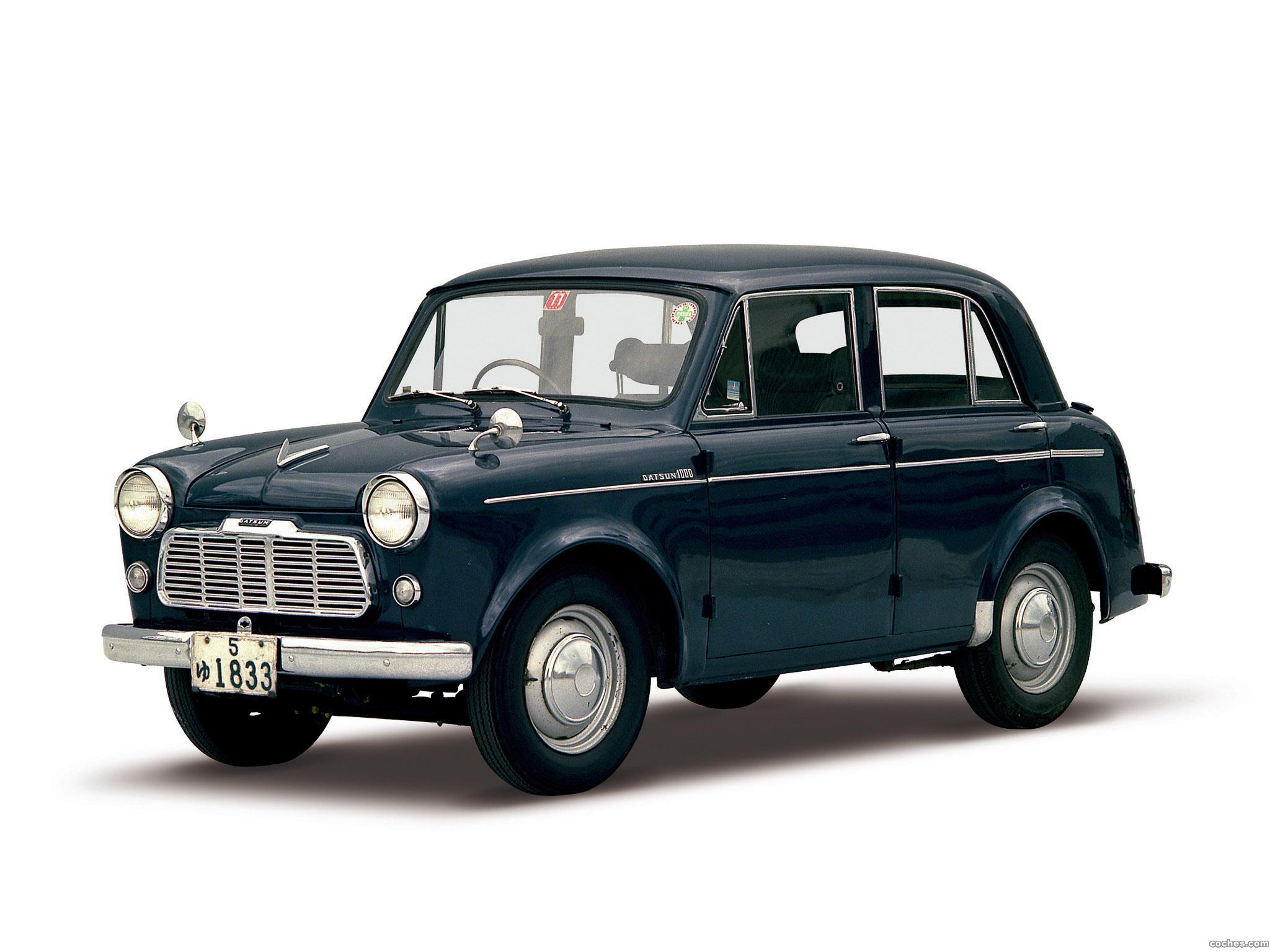 Foto 0 de Datsun 1000 211 1959