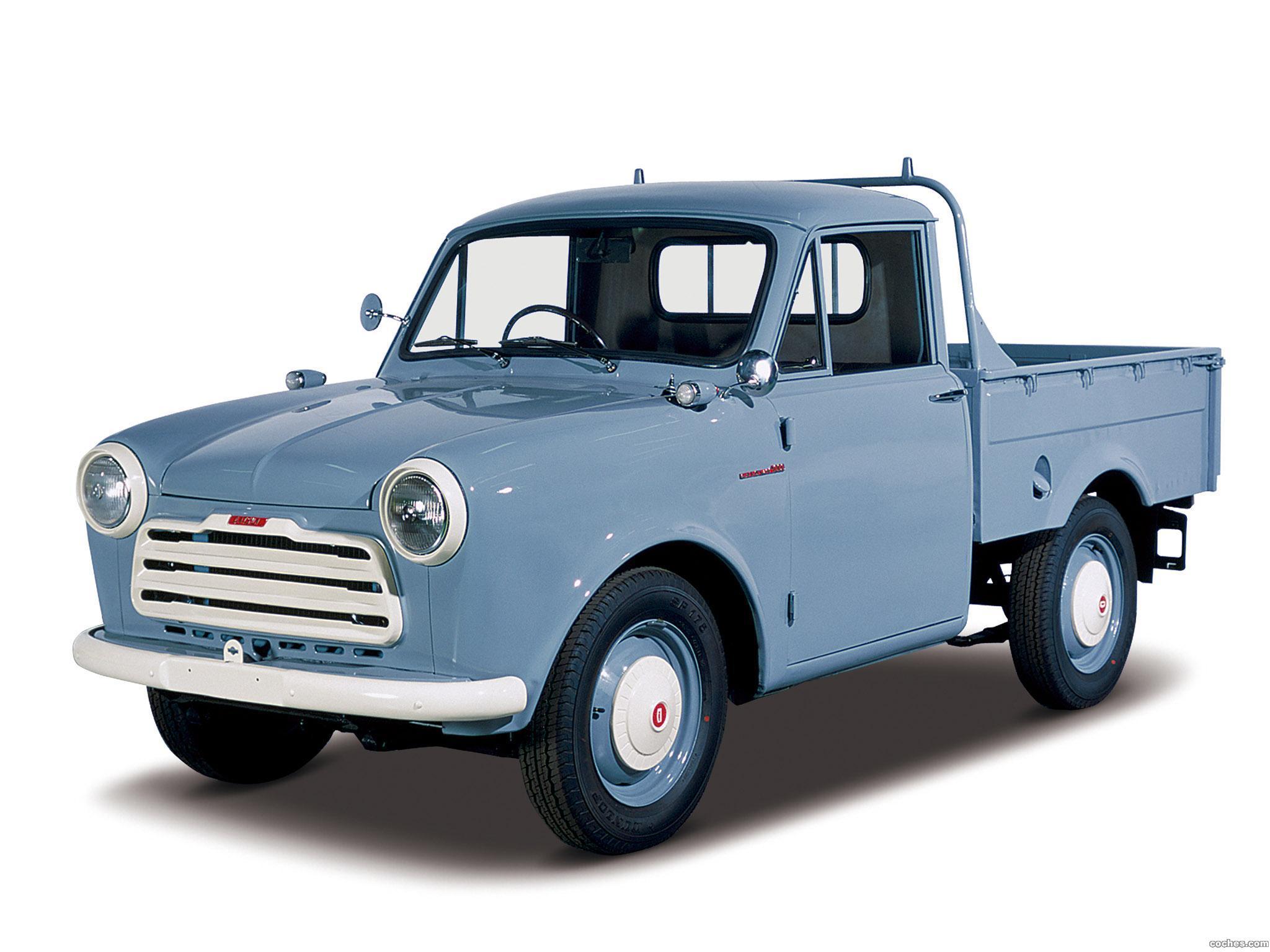Foto 0 de Datsun 1000 Pickup 220 1957