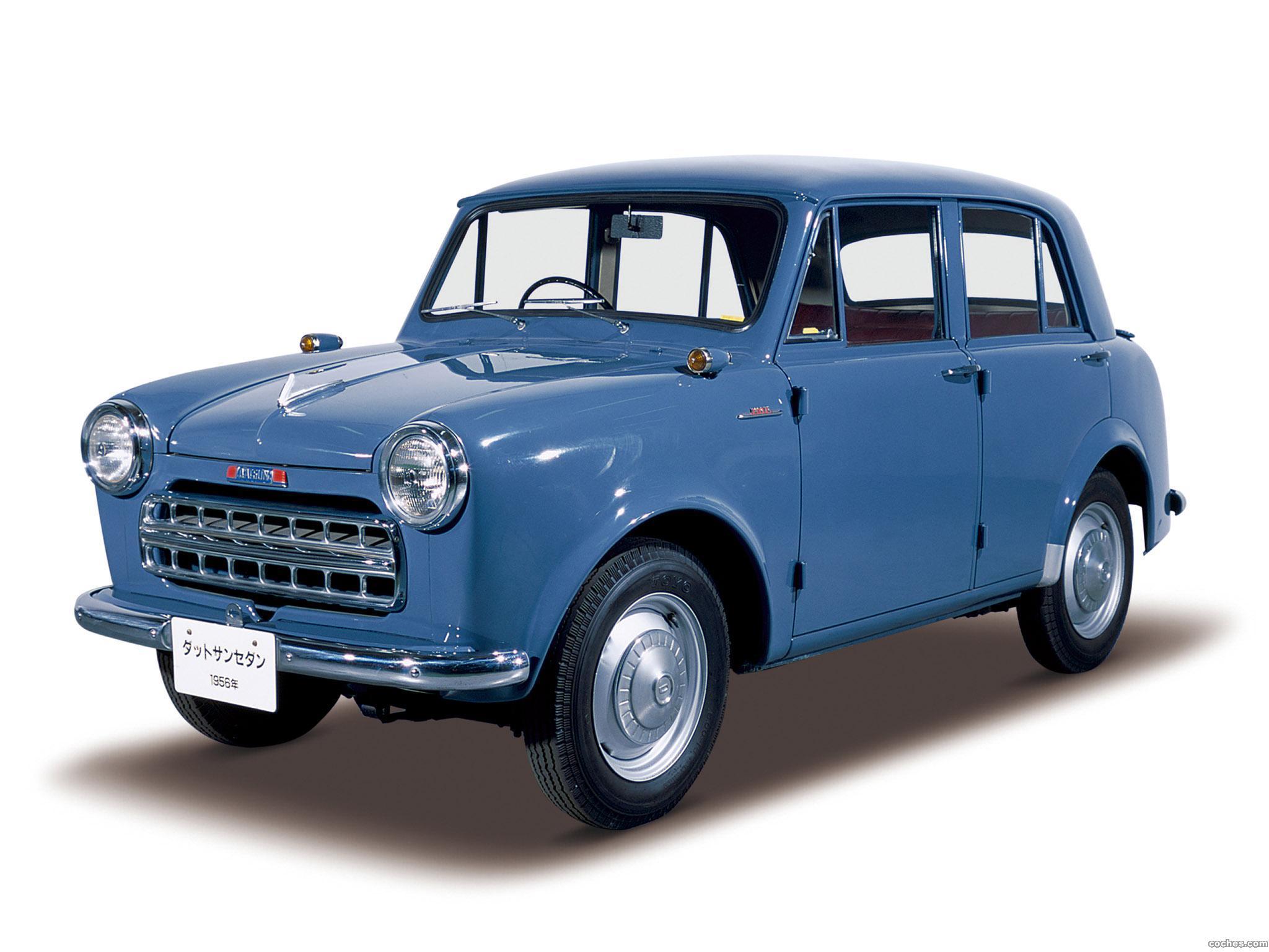 Foto 0 de Datsun 112 1956