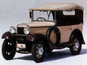 Ver foto 2 de Datsun 12 Phaeton 1933