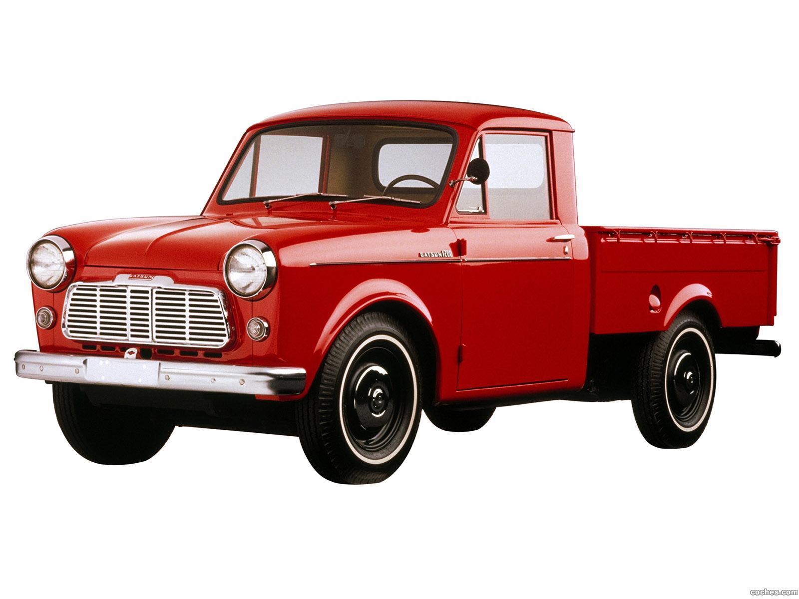 Foto 0 de Datsun 1200 Pick up 1959