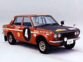 Fotos de Datsun 1600 Rally Car 1968