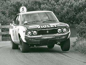 Fotos de Datsun 160J Rally Car 1981