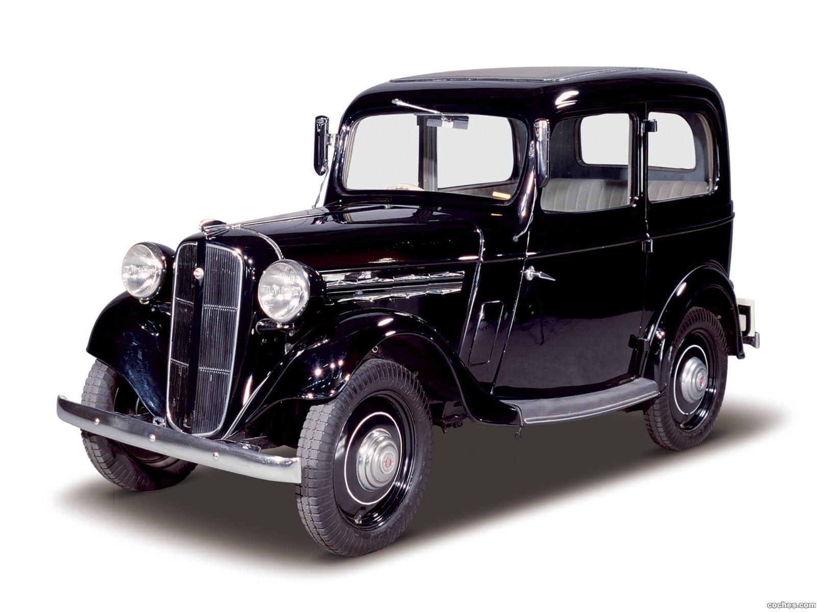 Foto 0 de Datsun 17 Sedan 1938