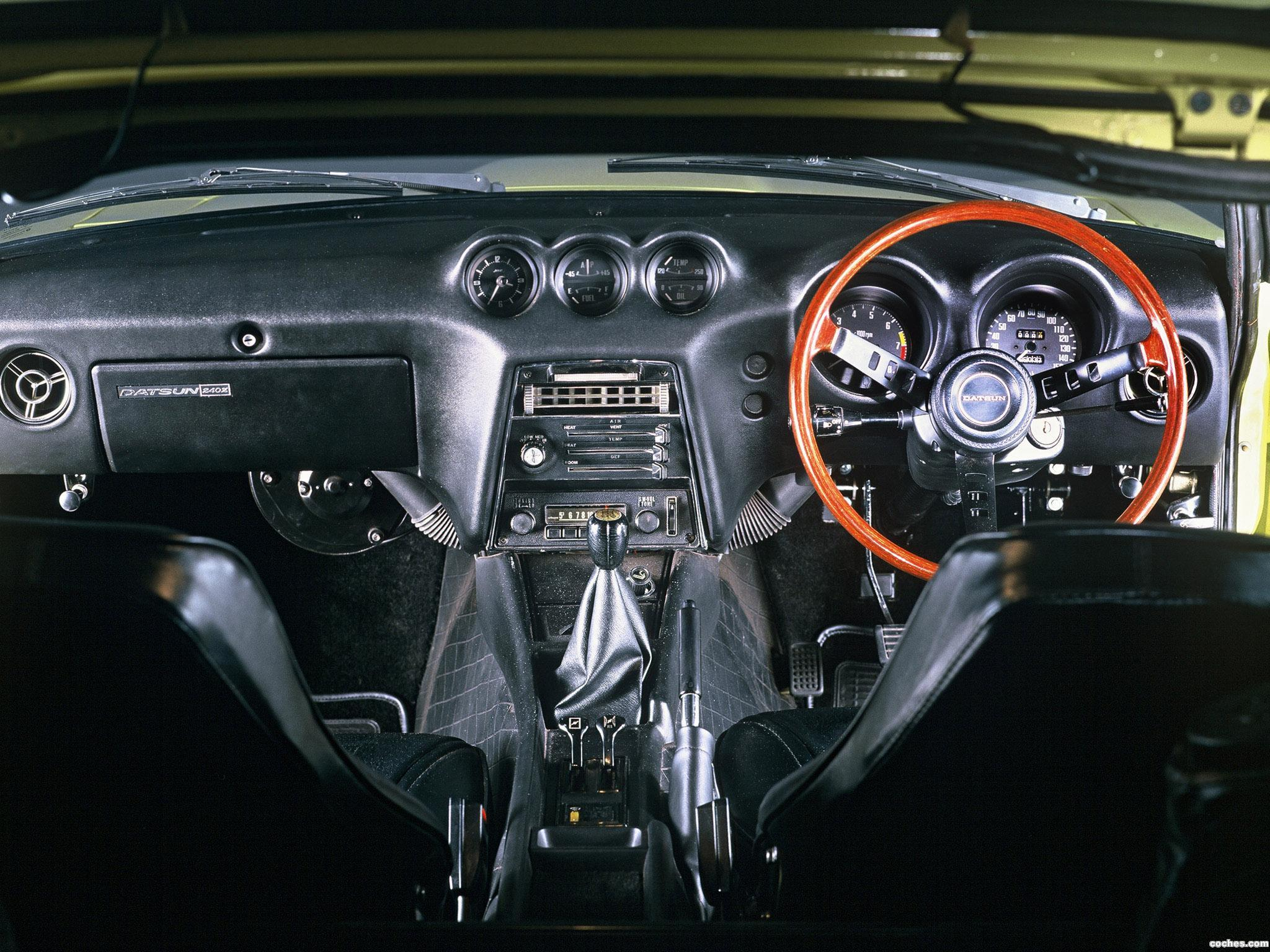Foto 13 de Datsun 240Z HS30 1969
