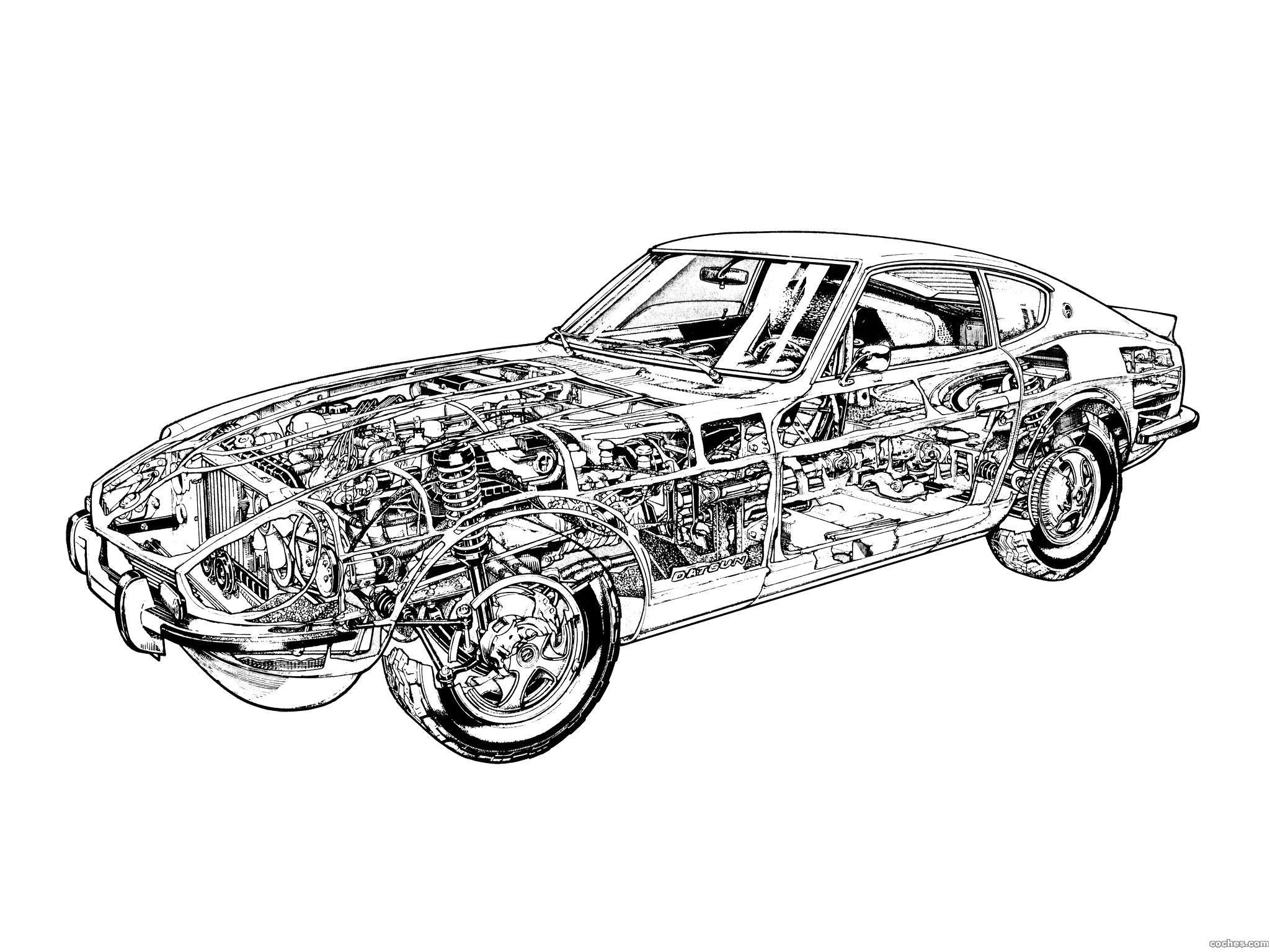 Foto 12 de Datsun 240Z HS30 1969