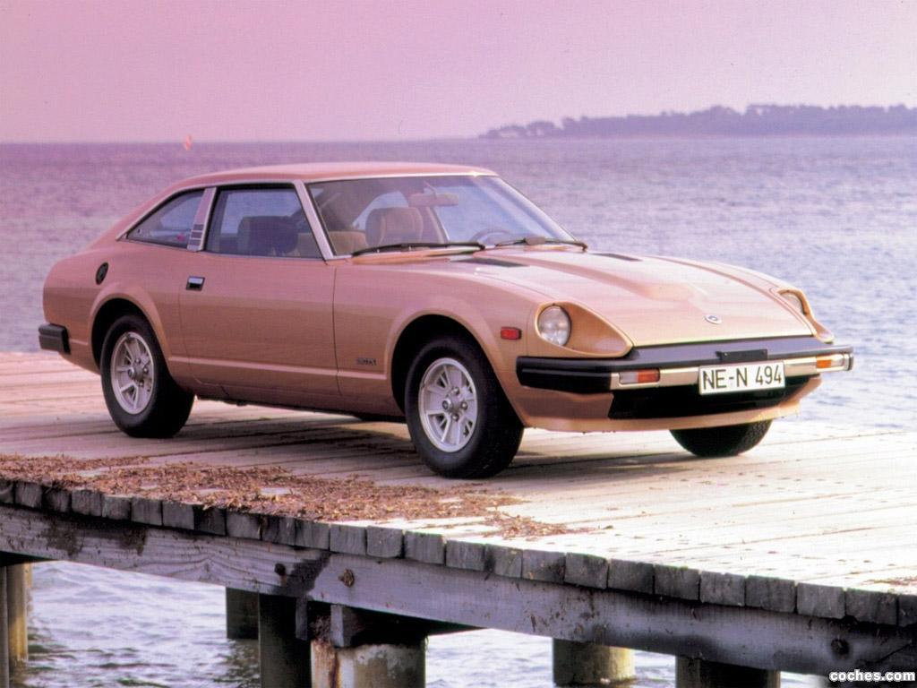 Foto 0 de Datsun 280ZX 2by2 GS130 1978