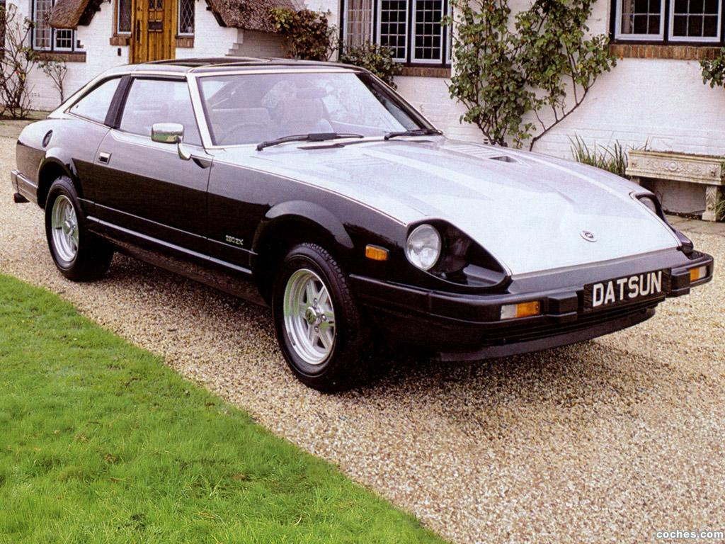 Foto 0 de Datsun 280ZX 2by2 GS130 UK 1978