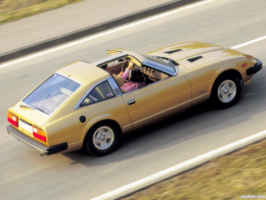 Foto 3 de Datsun 280ZX 2by2 T-Roof GS130 1980