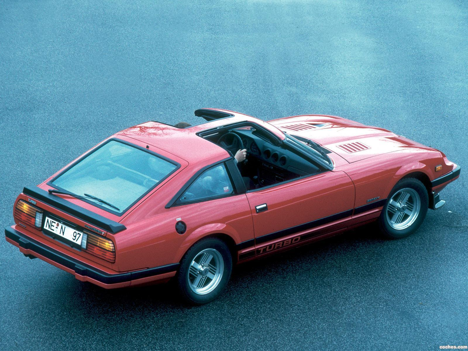 Foto 2 de Datsun 280ZX 2by2 T-Roof GS130 1980