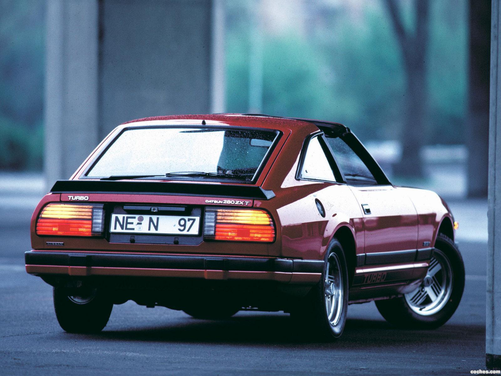 Foto 1 de Datsun 280ZX 2by2 T-Roof GS130 1980