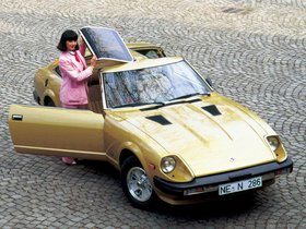 Ver foto 5 de Datsun 280ZX 2by2 T-Roof GS130 1980