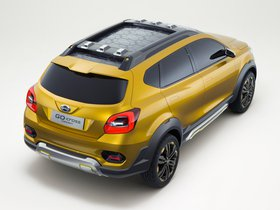 Ver foto 11 de Datsun Go Cross Concept 2015