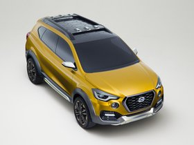 Ver foto 9 de Datsun Go Cross Concept 2015