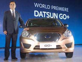 Ver foto 3 de Datsun Go 2014