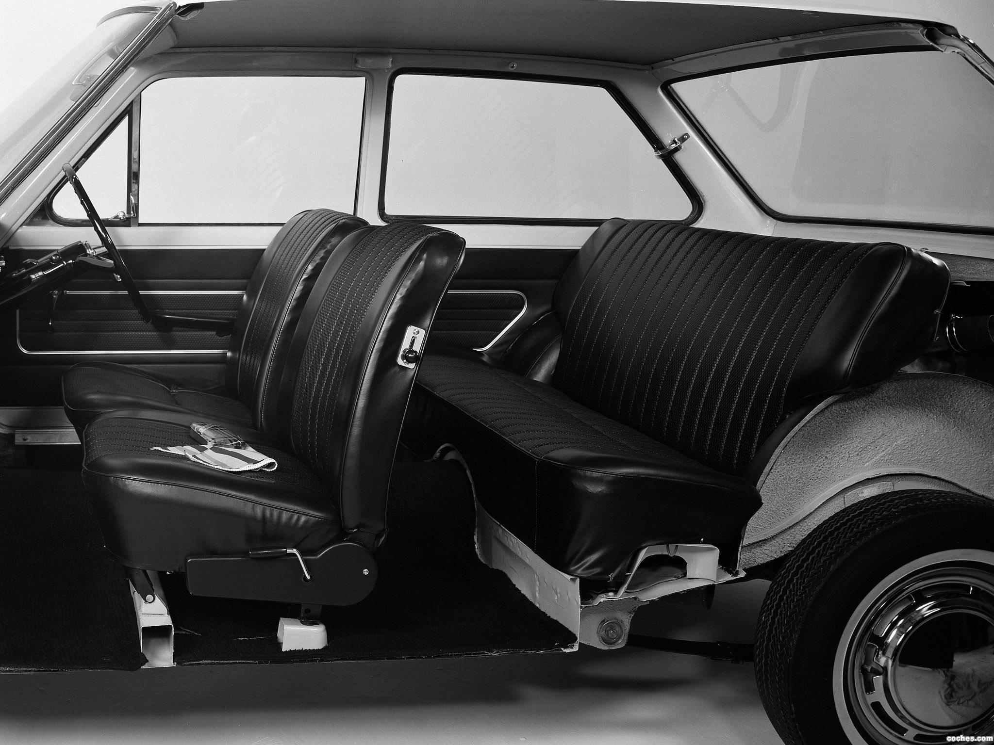 Foto 11 de Datsun Sunny 2 puertas Sedan 1966