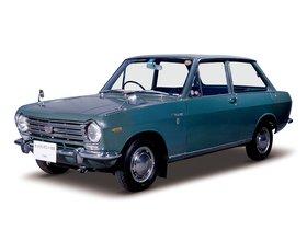 Ver foto 5 de Datsun Sunny 2 puertas Sedan 1966
