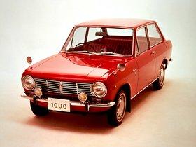 Ver foto 2 de Datsun Sunny 2 puertas Sedan 1966