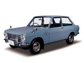 Ver foto 1 de Datsun Sunny 2 puertas Sedan 1966