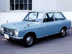 Ver foto 9 de Datsun Sunny 2 puertas Sedan 1966