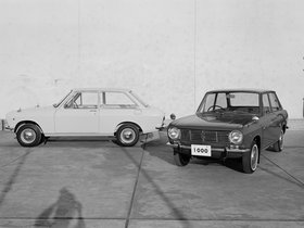 Ver foto 8 de Datsun Sunny 2 puertas Sedan 1966