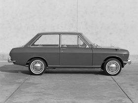 Ver foto 7 de Datsun Sunny 2 puertas Sedan 1966