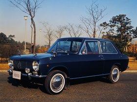 Ver foto 6 de Datsun Sunny 2 puertas Sedan 1966