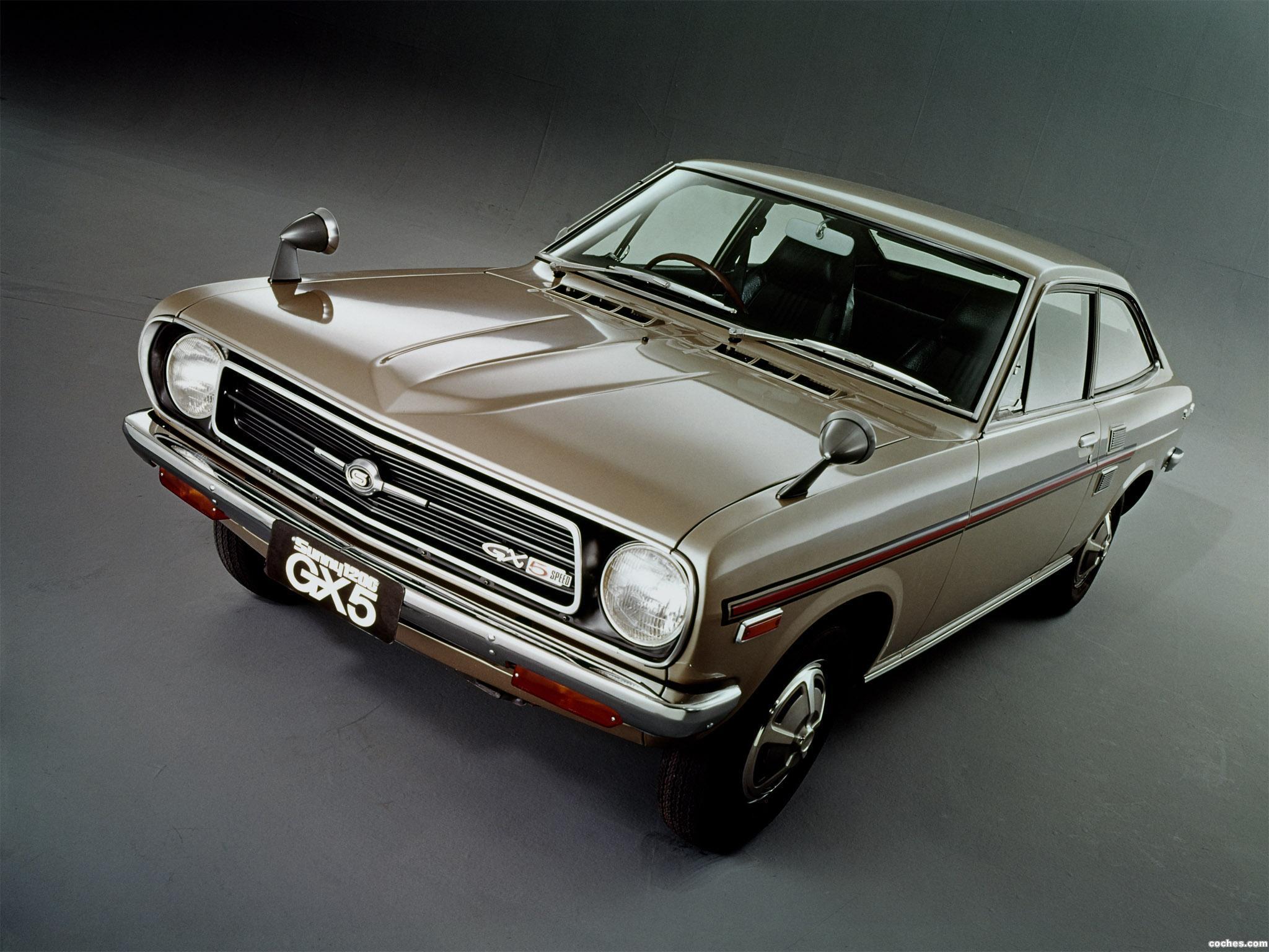 Foto 0 de Datsun Sunny Coupe GX5 B110  1970