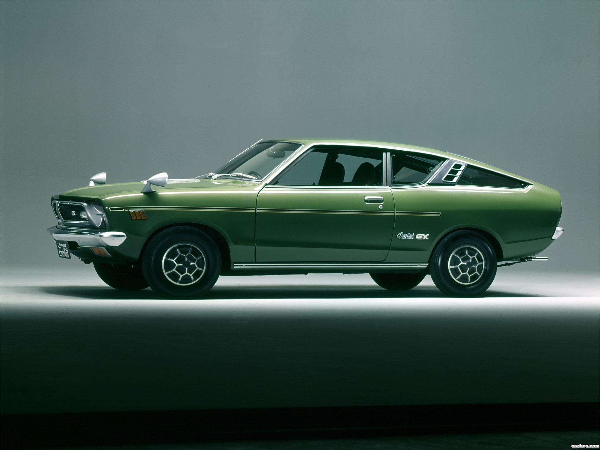 Foto 0 de Datsun Sunny Excellent GX Coupe PB210 1973