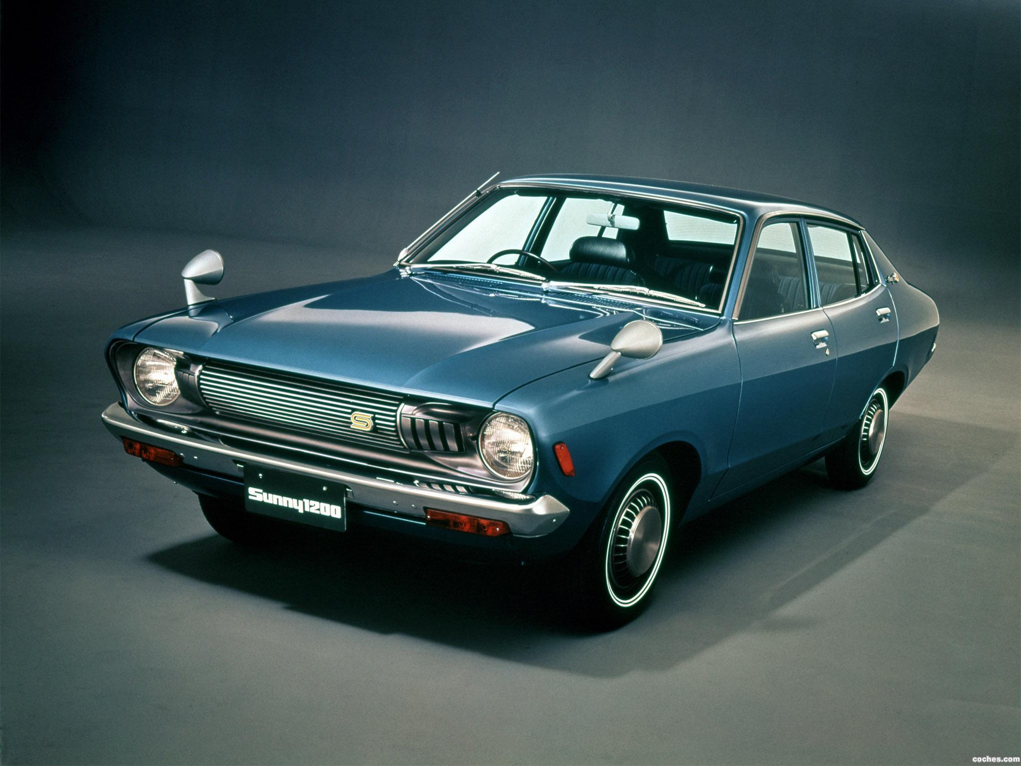Foto 0 de Datsun Sunny Sedan B210  1973