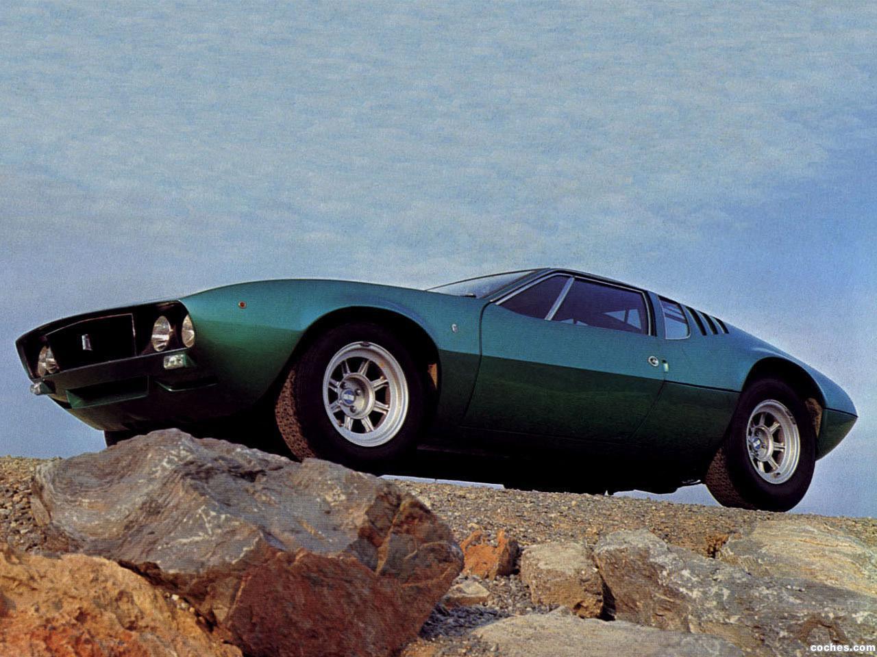 Foto 7 de De Tomaso Mangusta 1967