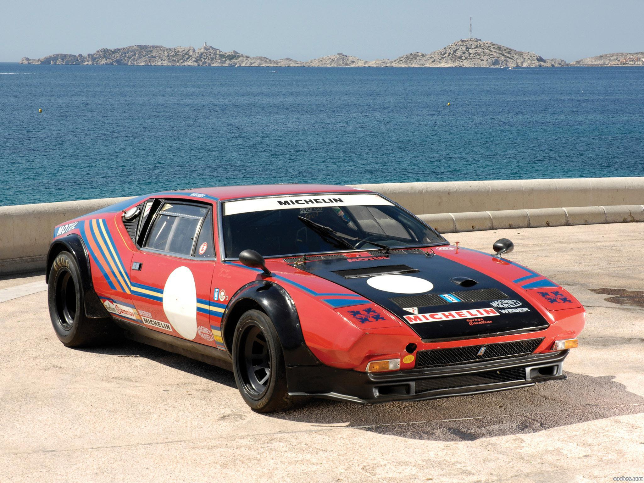 Foto 0 de De Tomaso Pantera GR 4 Competizione 1974