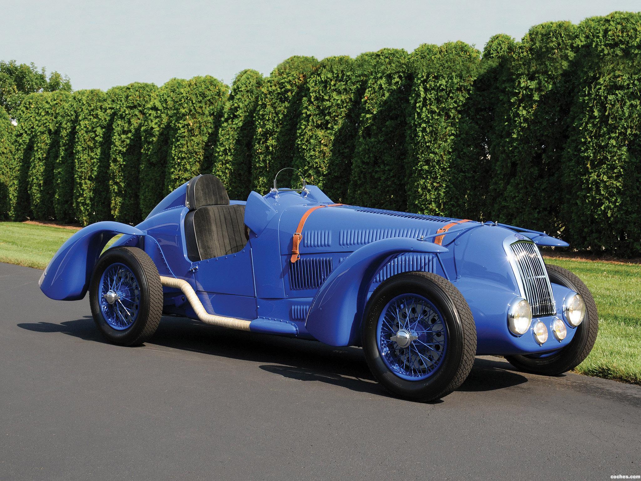 Foto 0 de Delage D6-3L S 3 Litre Grand Prix 1939