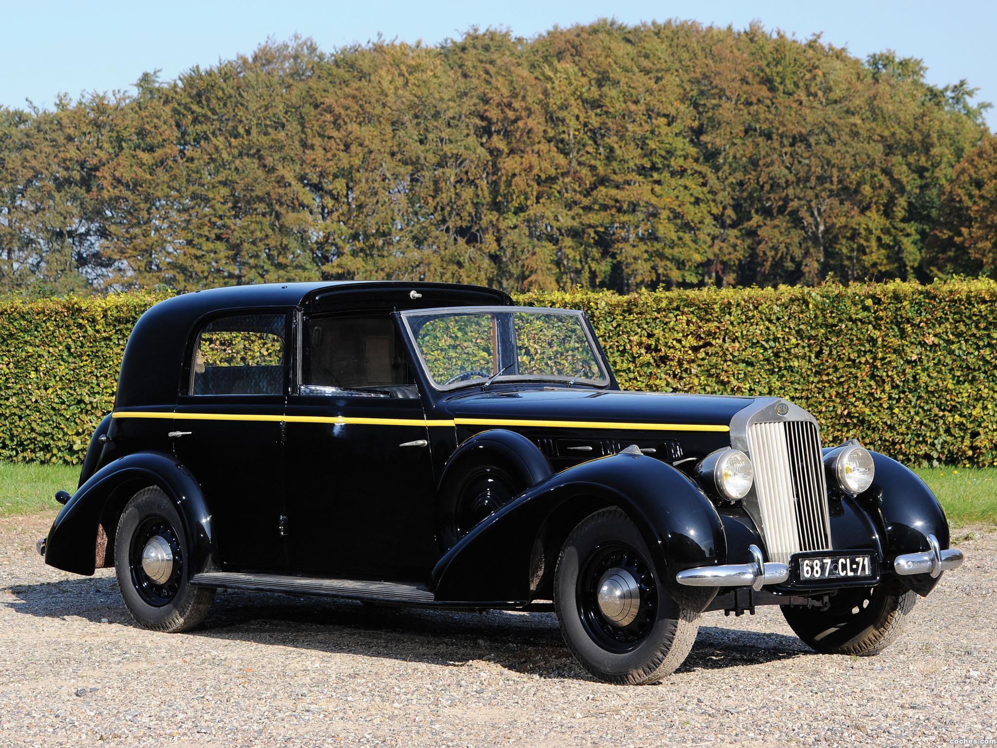 Foto 0 de Delage D6 70 Coupe De Ville 1937