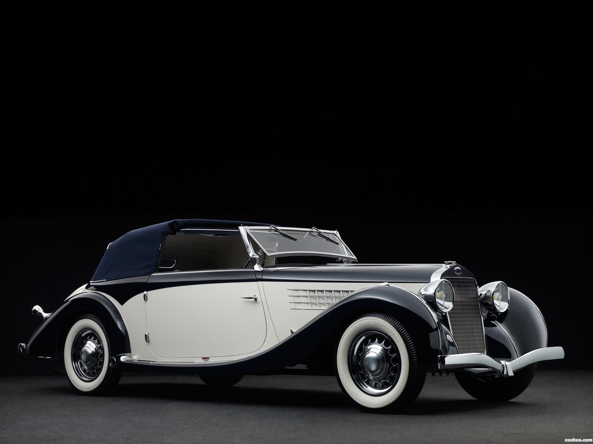 Foto 0 de Delage D6 70 Milord Cabriolet by Figoni et Falaschi 1936