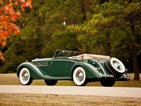 Ver foto 2 de Delage D8 120 Chapron Cabriolet 1936