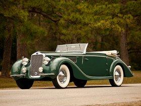 Ver foto 1 de Delage D8 120 Chapron Cabriolet 1936
