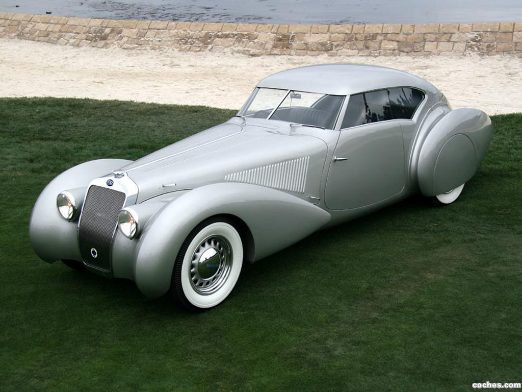 Foto 0 de Delage D8 120 S Pourtout Aero Coupe 1937
