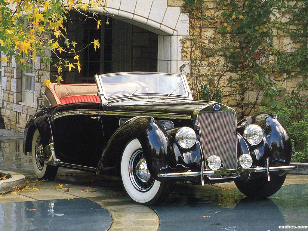 Foto 0 de Delage D8 Deltasport Cabriolet 1938