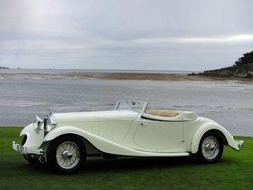 Ver foto 5 de Delage D8S Roadster by De Villars 1933