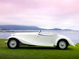 Ver foto 3 de Delage D8S Roadster by De Villars 1933